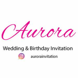 Aurora Invitation