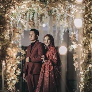 Laksmi Kebaya Muslimah Islamic Bride Koleksi Foto Bridal House