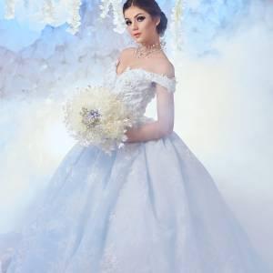 Hallena Gown Haute Couture