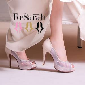 Resarah Wedding Shoes