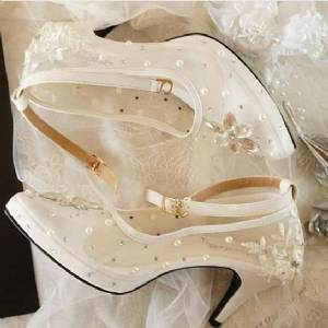 Adreena Wedding Shoes