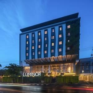 Luminor Hotel Sidoarjo-Pahlawan