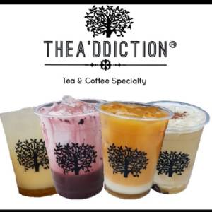 THEA'DDICTION Tea And Coffee Specialty