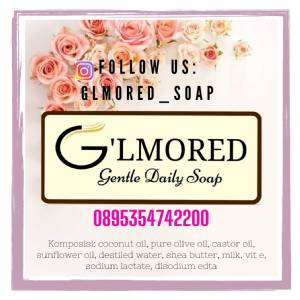G'LMORED Gentle Daily Soap