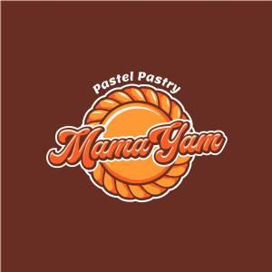 Pastel Pastry Mama Yam