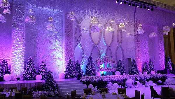 Weddingku komunitas wedding honeymoon indonesia weddingku galaxy decoration junglespirit Image collections