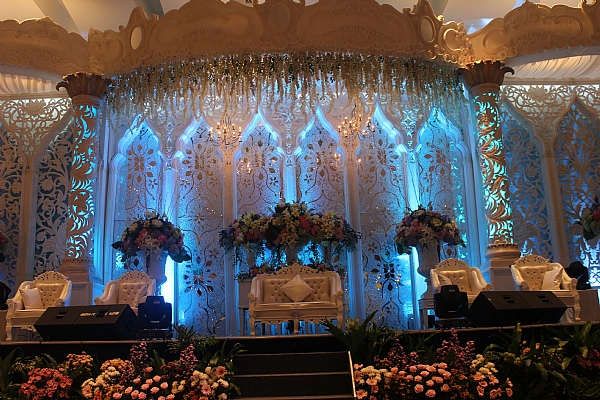 Weddingku komunitas wedding honeymoon indonesia weddingku santika premiere dyandra hotel convention medan junglespirit Image collections