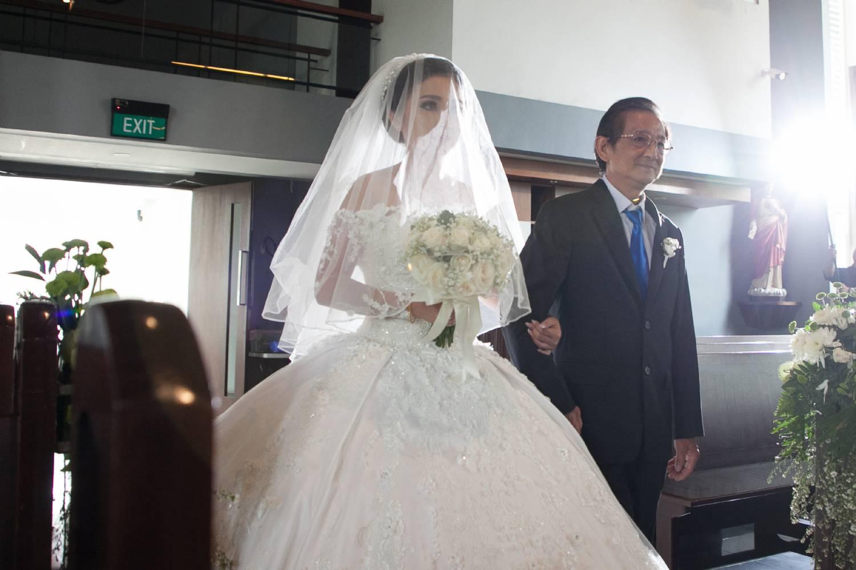 Grand Wedding at Merylnn Park 10
