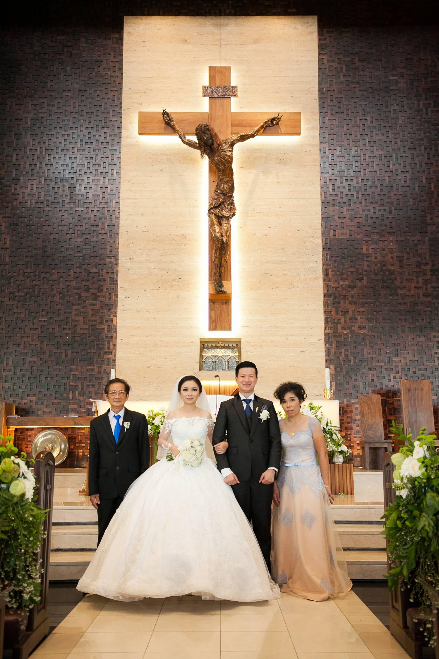 Grand Wedding at Merylnn Park 9