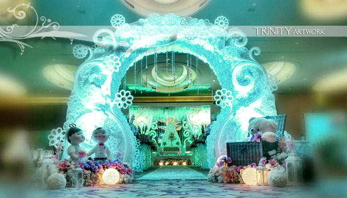 Weddingku komunitas wedding honeymoon indonesia weddingku harris bandung trinity artwork junglespirit Gallery