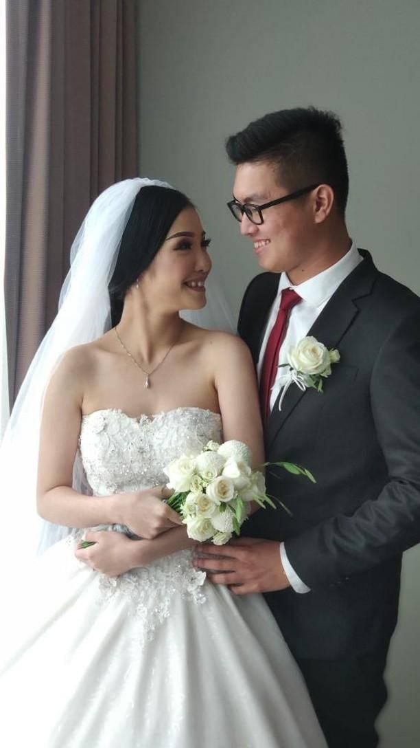 The wedding of Brandon & Ivani