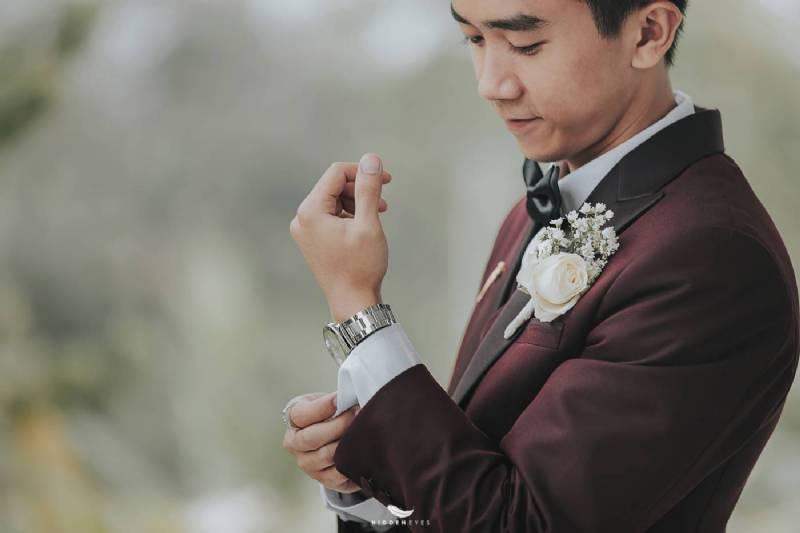 The Wedding of Oscar & Josephin 1