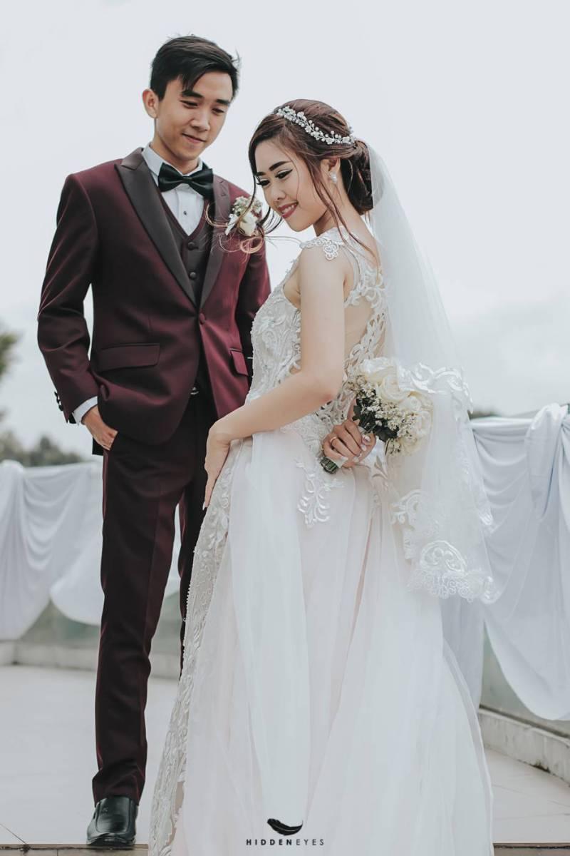 The Wedding of Oscar & Josephin 5