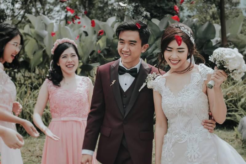 The Wedding of Oscar & Josephin