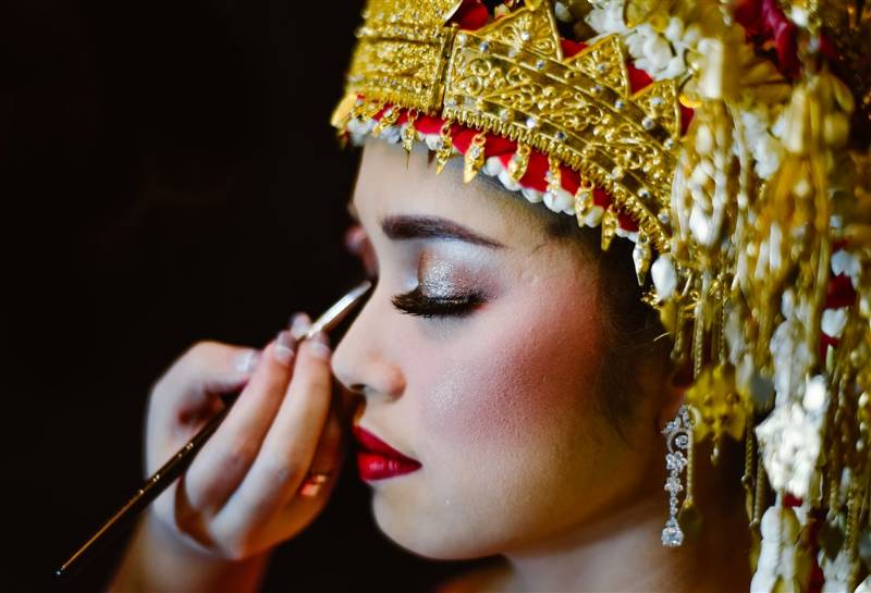 Makeup artist oleh Marlene Hariman