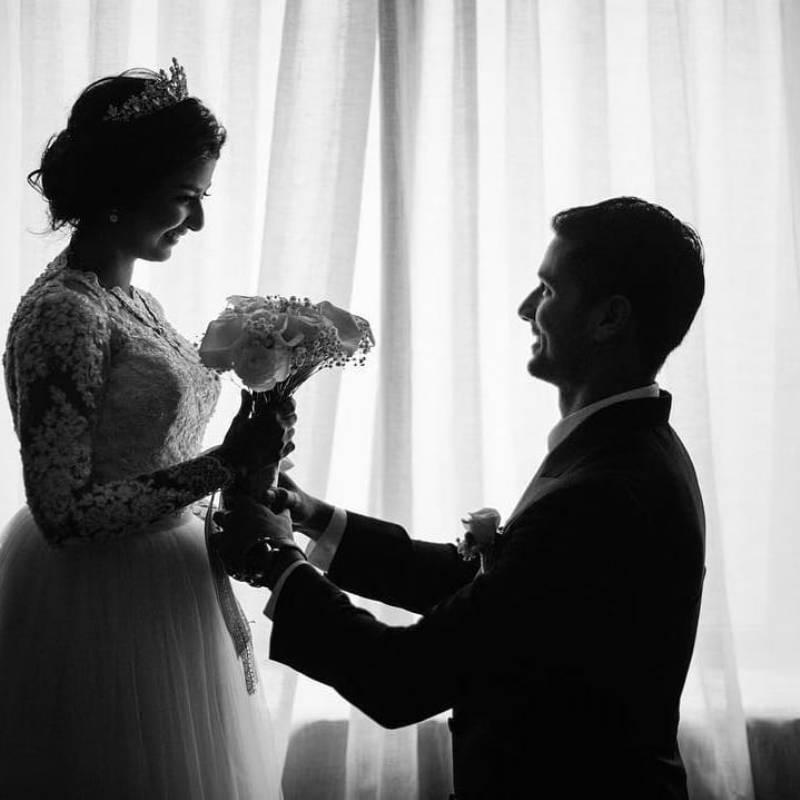 The Wedding Day of Sahil Shah & Sithara Safira 3