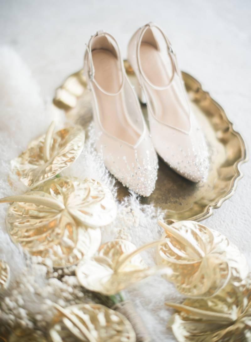 Cantiknya sepatu kreasi Cava Prive