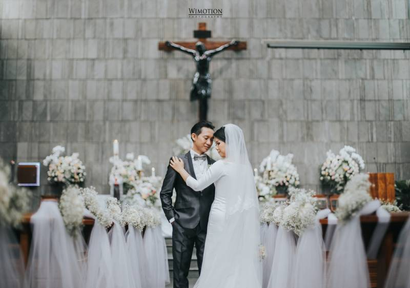 The Wedding of Antonia & Ivan