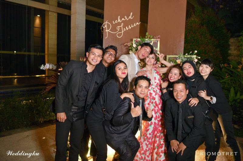 Jessica Iskandar & Richard Kyle 4