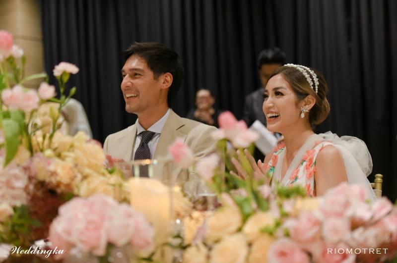 Jessica Iskandar & Richard Kyle 1