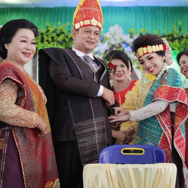 The Wedding of Jesen Hutapea & Ruth Tampubolon