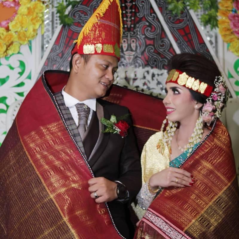 The Wedding of Jesen Hutapea & Ruth Tampubolon 1