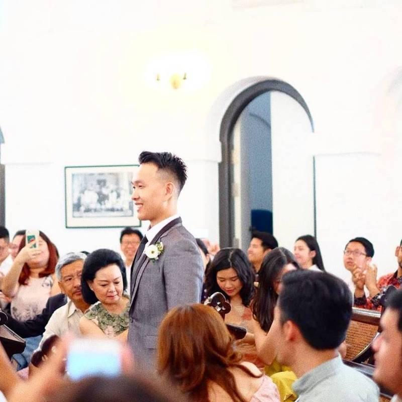 The Wedding of Valvray & Yjdonavan