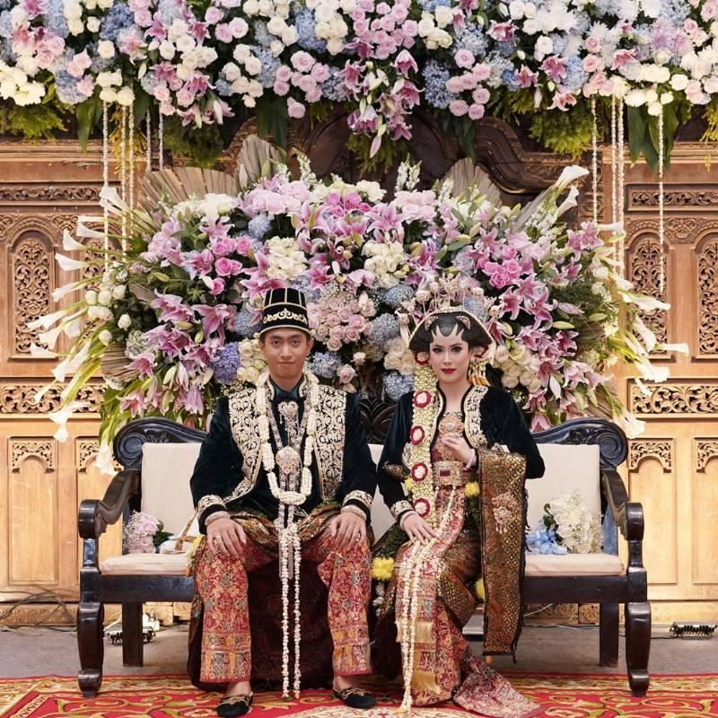 The Wedding Of Yani & Bayu 2