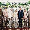 Gita Cinta Sherin & Dimas dalam Nuansa Minang di Balai Kartini