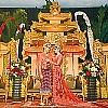 Nuansa Asri Bali di Gedung Dhanapala