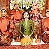 Kebahagiaan Pernikahan Aceh dan Jawa di Balai Sudirman