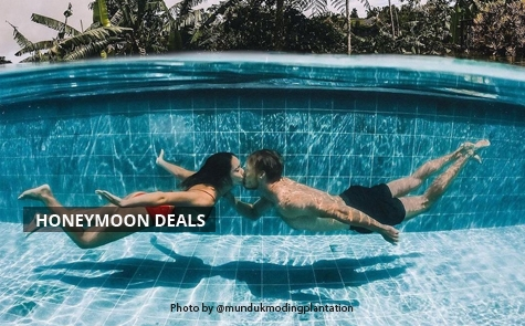 3D/2N Honeymoon Packages Munduk Moding Plantation Nature Resort & Spa Starting From IDR 7.500.000