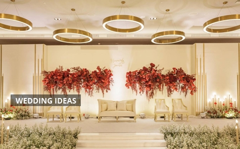 Inspirasi Dekorasi Pelaminan Pesta Pernikahan Anda