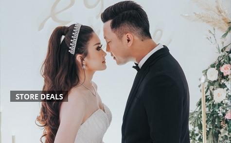 Spesial Promo Wedding Day Photo Start From IDR 6.000.000
