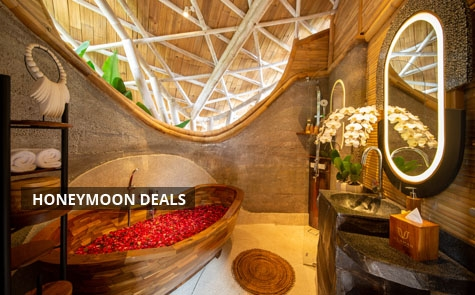 Honeymoon Packages Ulaman Eco Retreat 3D/2N Starting From IDR 5.555.000