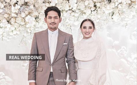 Potret Romantisnya Pernikahan Ibnu Jamil dan Ririn Ekawati