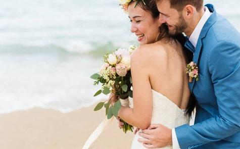 Perhatikan Hal Ini Bila Ingin Menikah di Pantai