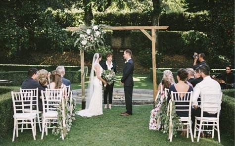 Semakin Hari Pesta Pernikahan Semakin Kecil Dan Intim