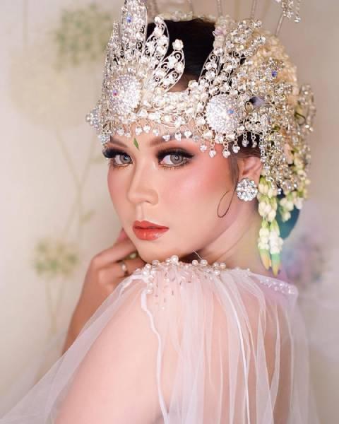 Makeup Akad + Retouch + Hairdo/Hijabdo