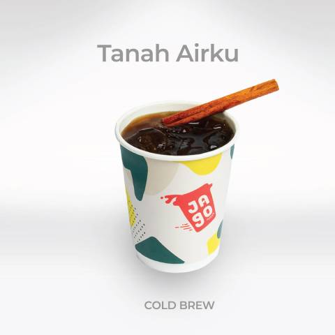 Tanah Airku Cold Brew Packages for 30pax