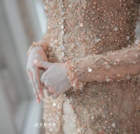 Wedding White Henna by Hanifah