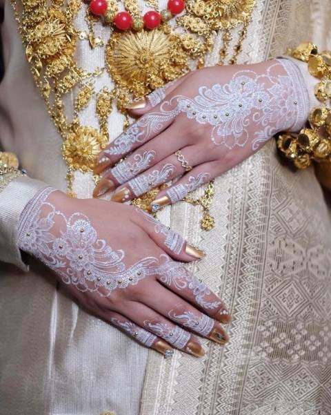 Wedding Henna by Hennabila Kamila