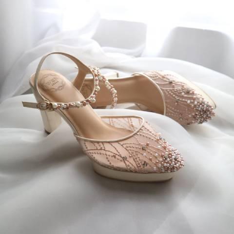 Luxury Elegance Custom Sole