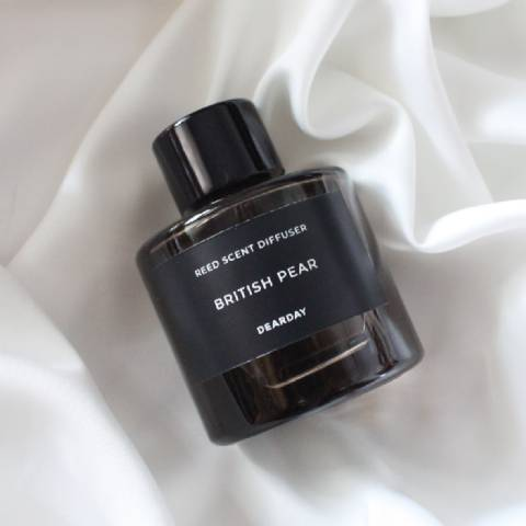 Reed Scent Diffuser - Black Edition