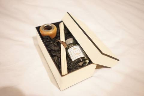 Wedding Favours Set Fragrance Diffuser 50ml - Hardbox