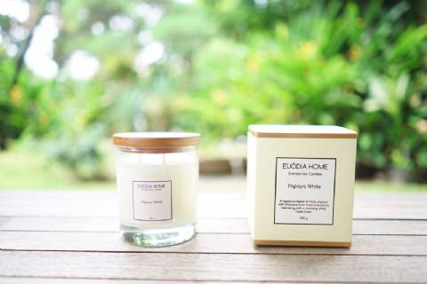 Wedding Favours Set Soy Scented Candle 200g
