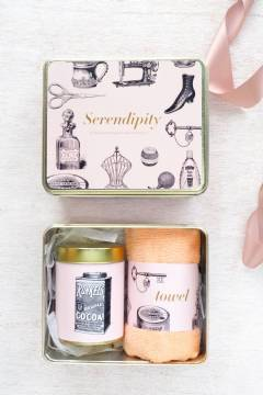 Tin Can Box Gift Set 3