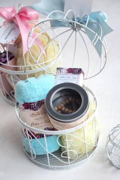 Paket Siraman Pernikahan Souvenir Hamper