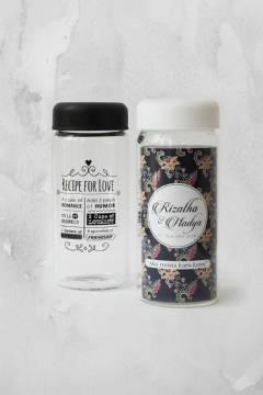 Cinta in the White Recipe Bottle