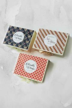 Batik Note Box